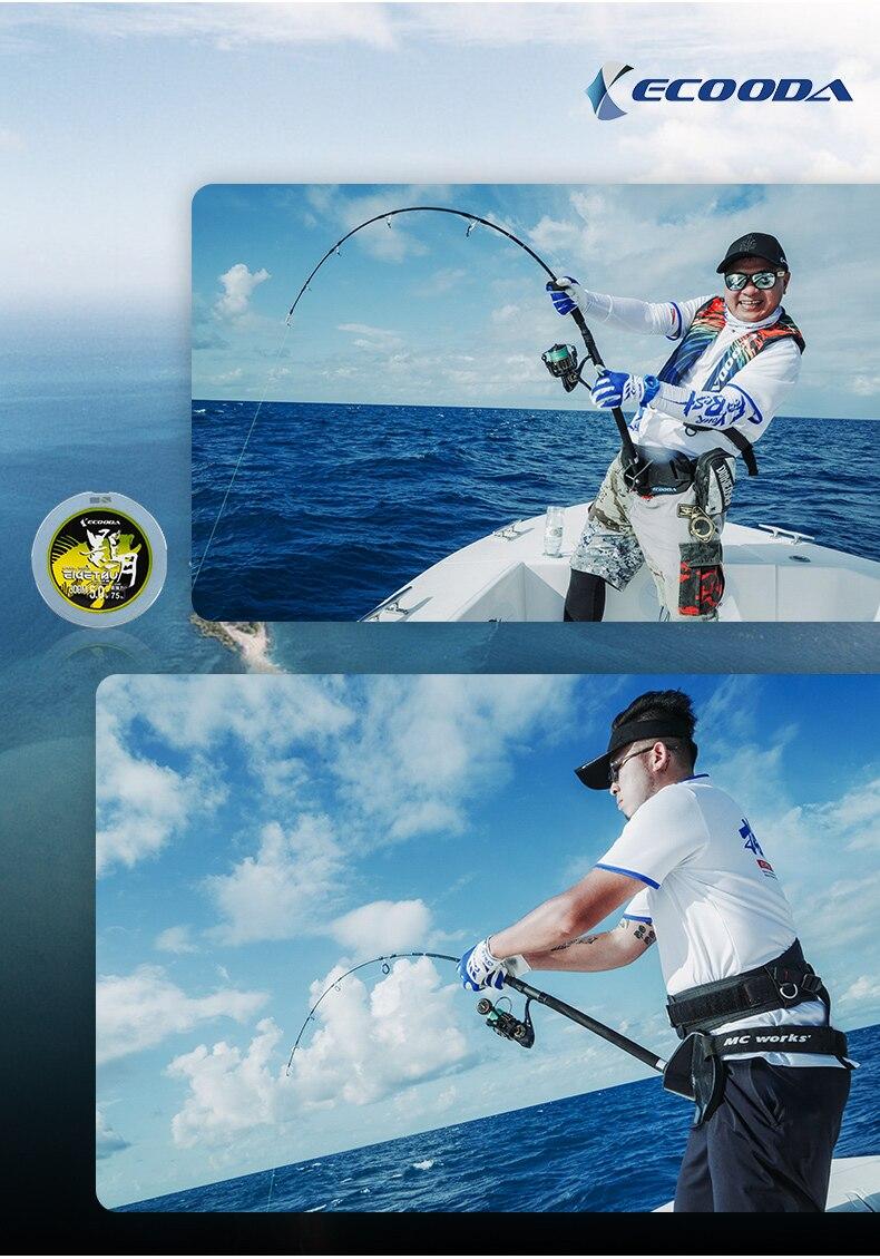 pesca fio de pesca do mar linha principal