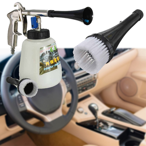High pressure air operated car