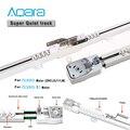 Anpassbare Smart Home Super Stille Elektrische Vorhang Track für Aaqra Zigbee motor und A1/B1 motor