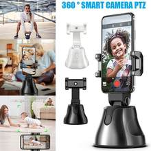Intelligent tracking gimbal 360 Rotation Face Tracking Smart AI Gimbal Personal Robots Cameraman Follow Object Tracking(China)