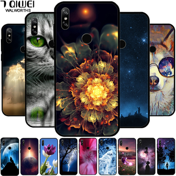 For DOOGEE X90L Case Silicone Soft Lion Wolf Back Cover For Doogee X90L 6.1'' Phone Case TPU Bumper on for DOOGEE Y8 X 90L X90 L image
