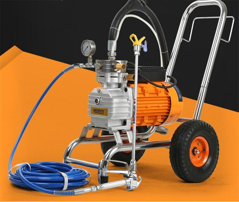 3000W High pressure New airless spraying machine Professional Airless Spray Gun High quality painting machine tool