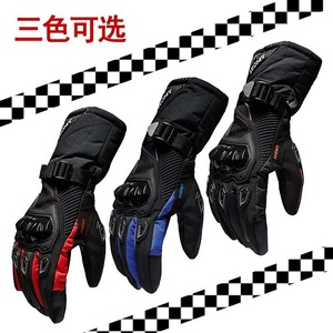 Image 3 - 2019 Motorcycle Gloves 100% Waterproof Windproof Winter Warm Guantes Moto Luvas Touch Screen Motosiklet Eldiveni Protective