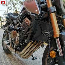 Motorrad Kühlergrill Abdeckung Schutz Schutz Edelstahl Protetor Für CB650R CB 650R CBR650R CBR 650R 2018 2019 2020