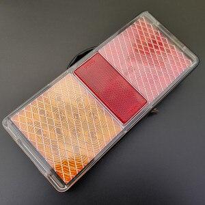 Image 3 - E4 ADR مجموعة مصابيح الشاحنة ، مصابيح Led ، إشارة الانعطاف الخلفية ، الفرامل ، قطع غيار RV الغاطسة ، الملحقات