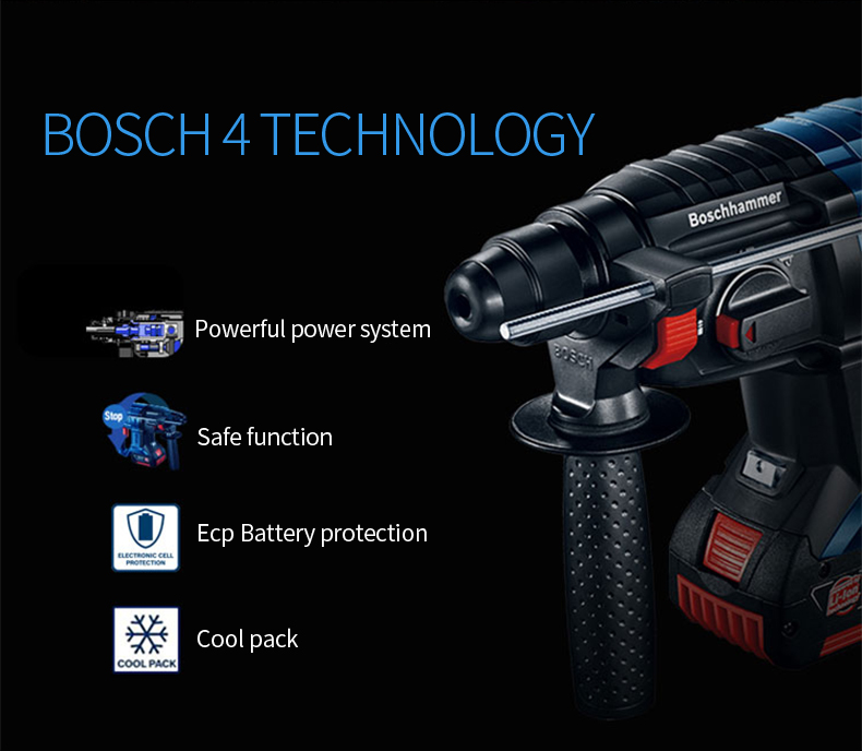 Bosch 4 technology