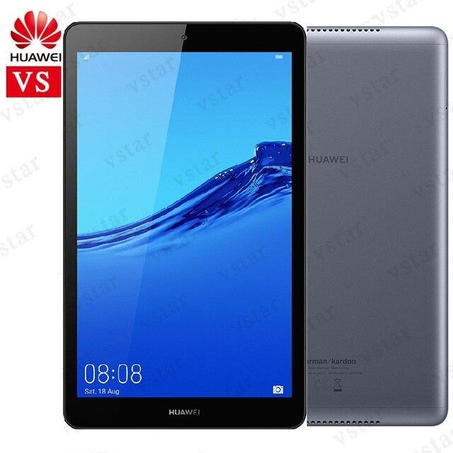 Original HUAWEI Mediapad M5 lite 8.0 inch tablet PC Kirin 710 Octa Core Android 9.0 5100mAh Battery