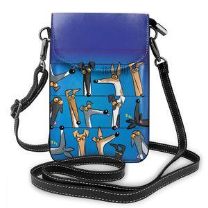 Image 5 - Greyhound Shoulder Bag Greyhound Leather Bag Womens Trend Women Bags Crossbody Wedding High quality Purse