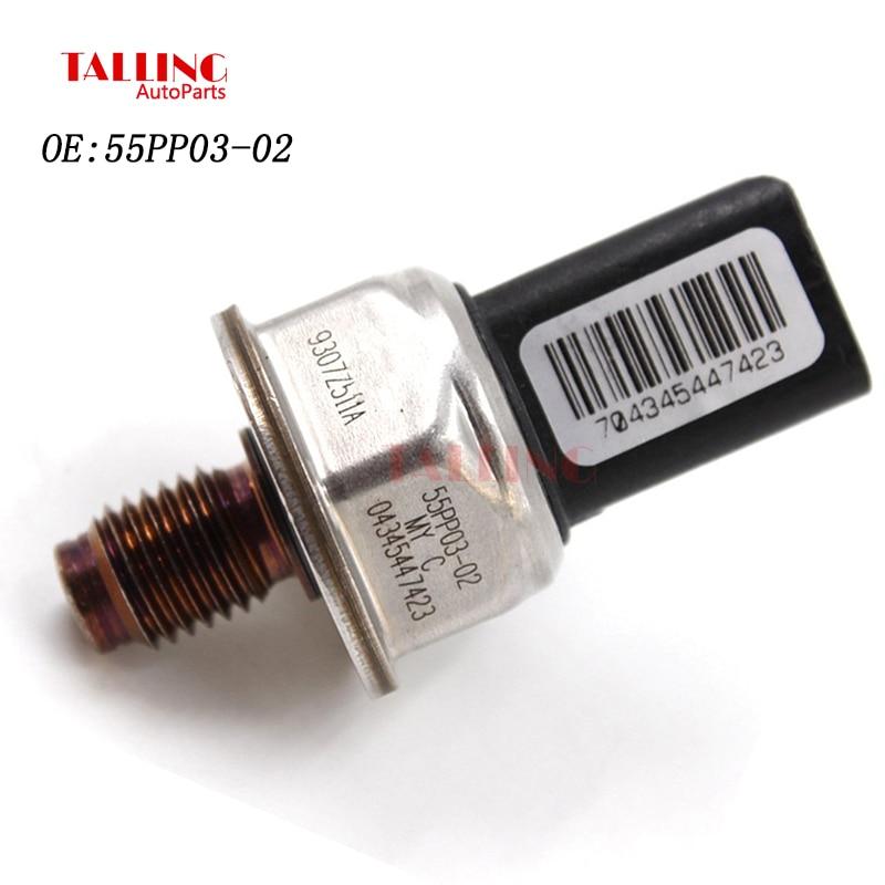 Transit Parts Fits Almera MK2 Micra 1.5 Dci Delphi Fuel Rail Pressure Sensor 55Pp03-02
