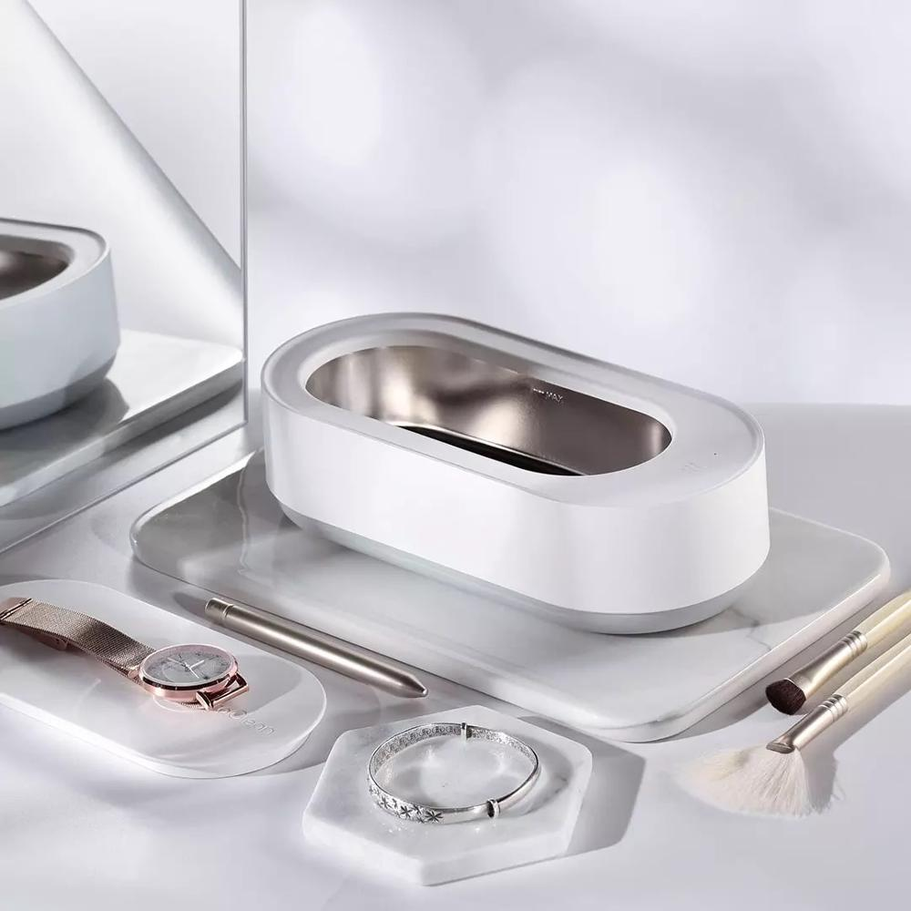 New Xiaomi EraClean Ultrasonic Cleaner Machine For Washing Jewelry Glasses Watch 2