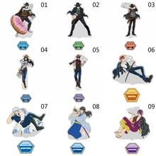 Toy Gintoki Model-Toys Action-Figure Acrylic-Stand Gift Anime 1pcs Pendant Two-Sided