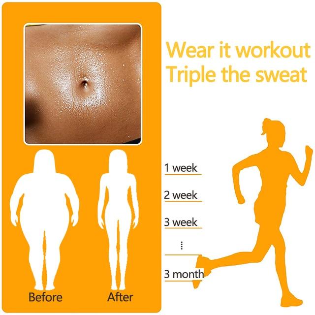 VASLANDA Women Weight Loss Waist Trainer Body Shaper Tummy Control Abodmen Trimmer Belt Shapewear Sweat Girdle Underbust Corset 5