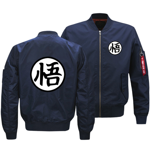 Long Sleeve Dragon Ball Men 3d Zipper Jackets Wukong Cosplay Winter Autumn Jackets Loose Tees Tops Male Jackets Plus Size S-5XL Multan