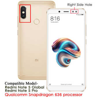 Display For Xiaomi Redmi Note 5 Pro/Note 5 Snapdragon 636 LCD Display 10 Touch Screen Replacement Tested Mobiles LCD Screen Part
