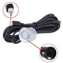 Car LED Parking Sensor Kit 22mm Backlight Display Reverse Backup Radar Monitor System 12V