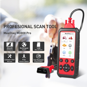 Image 4 - Autel MaxiDiag MD808Pro Diagnostic Tool, MD808 Pro Obd2 Scanner Engine Transmission SRS ABS EPB Oil Reset DPF SAS BMS (VS MK808)