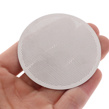 1 Pcs of Stainless Steel Disc Metal Ultra Thin Filter Mesh Reusable for Aeropress Coffee Maker Kitchen Accessories New