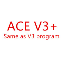 Spedizione gratuita 10 pz/lotto X360 ACE V3