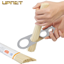 Нержавеющая сталь Измеритель для спагетти Легкая очистка паста линейка, измерительный инструмент 4 порции кулинарные принадлежности инструменты управления