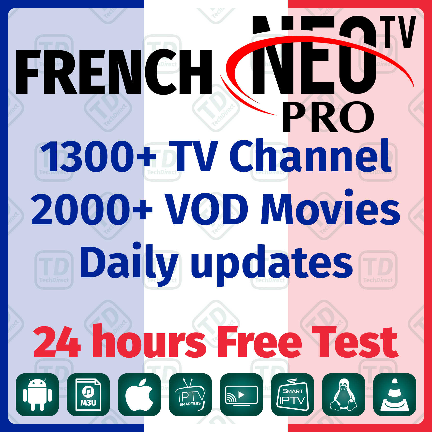 French iptv subscription 1300+Live NEOtv pro for France Belgium Arabic Europe IPTV M3U smart tv android tv box x96 mini NEO tv