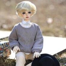 Boneca bjd 1/4 shuga fada simon brinquedo menino menina presente boneca do bebê real resina brinquedos para crianças 2 ddoll