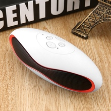лучшая цена Portable Wireless Bluetooth Speaker Mini 3D Sound System Stereo Music Speaker Tf Subwoofer