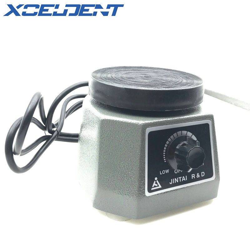 1PC Dental Laboratory R&D Equipment Plaster Vibrator Gypsum Shaker Shock For Plaster Model Dentist Materials Tools JT-14