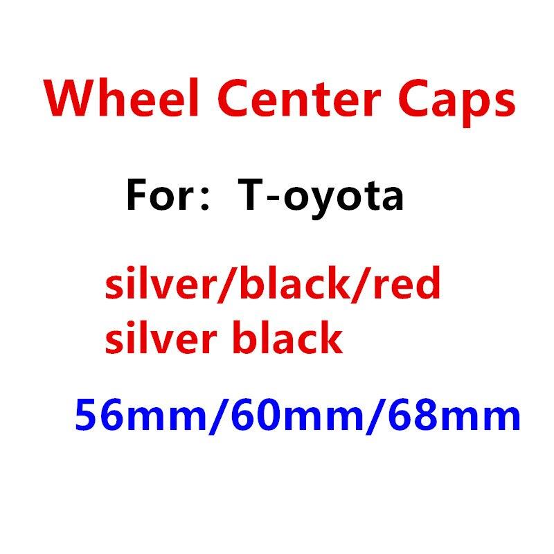 4 шт. 56 мм 60 мм 68 мм Автомобильная эмблема колпачки на ступицу колеса колпачки для значков аксессуары для стайлинга автомобиля