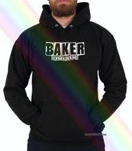 Baker Skateboards Logo Sweatshirt À Capuche Sweat-Shirts M 2Xl