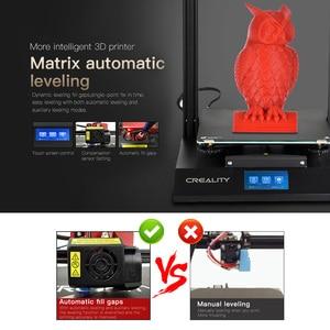 Image 4 - CREALITY CR 10S Pro 업그레이드 된 자동 레벨링 3D 프린터 DIY 자체 조립 키트 300*300*400mm 대형 인쇄 크기