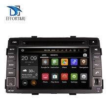 4G android 9.0 auto dvd für kia sorento 2010 2012 in dash auto stereo gps nagavition steuergerät Band Recorder auto multimedia player