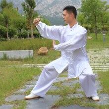 Chinese Traditional Kung Fu Tai Chi Uniforms Kids Adult Satin Performance Dance Costumes Shaolin Wushu Suit Shaolin Martial Arts