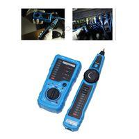 Multifunction fio rastreador lan tester cat5 cat6 rj11 linha de telefone rj45 ethernet cabo de rede detector para