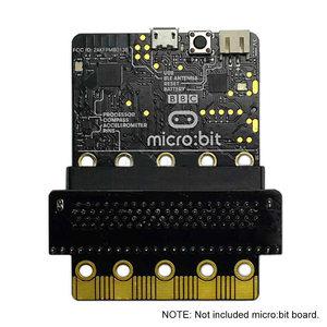 Image 2 - BBC Micro: bit GPIO Mở Rộng Ban Thân Lập Trình Cho Điện Tử Trẻ Microbit Quà Tặng DIY Bộ Sản Phẩm Không Bao Gồm Micro Bit Ban