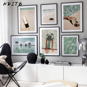 Tropical Decoration Painting W