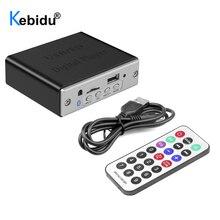 1 zestaw samochodowy Bluetooth MP3 płytka dekodera WMA samochód USB odtwarzacz MP3 WMA WAV gniazdo karty TF/USB/FM zdalny moduł tablicy z powłoką