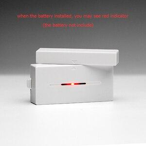Image 4 - Sonoff DW1 5pcs Door Window Alarm Sensor Wireless Magnetic Door Detector Anti Theft Alarm Smart Home Automation Security System