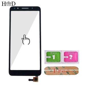 Сенсорный экран 5,3 дюйма для Alcatel 1X 5059D 5059, сенсорный экран, стекло, сенсорная панель, стекло для Alcatel 1X 5059D, инструменты для сотовых телефонов