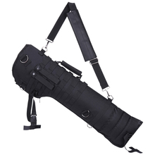 Military Tactical Gun Bag Airsoft Rifle Case Outdoor Sport Gun Carry Shoulder Pouch Hunting Folding Backpack Fishing Bag tacitcal military men 120x30cm oxford carry bag waterproof outdoor hunting airsoft gun bag rifle case shoulder pouch backpack