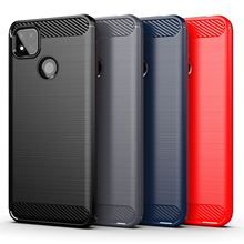 For Xiaomi Redmi 9C Case For Redmi 9A 9 8 Note 9 9S 8 Pro Mi Note 10 Lite Cover Shockproof Armor Rubber Silicone Phone Bumper