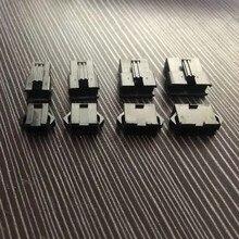 مقبس كهربائي أسود ، 3 4 5 Pin ، 6 Pin ، موصل ذكر أنثى ، سلسلة SM 2.54