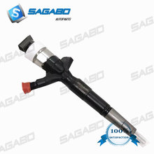 095000-8290 for Hilux 23670-0L050 GENUINE AND BRAND NEW DIESEL Common Rail Injector original and new common rail injector 095000 8290 for hilux 23670 0l050 100