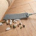 Household Retractable Gap Dust Removal Brush Lengthening Aluminum Rod Dust Brush Bed Sofa Wall Cleaning Brush