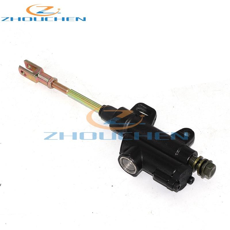 Задний тормозной главный цилиндр насоса для 110 125 140cc китайский CRF KLX TTR Piranha IMR GIO Demon Atomik SSR YCF питстер велосипед грязи