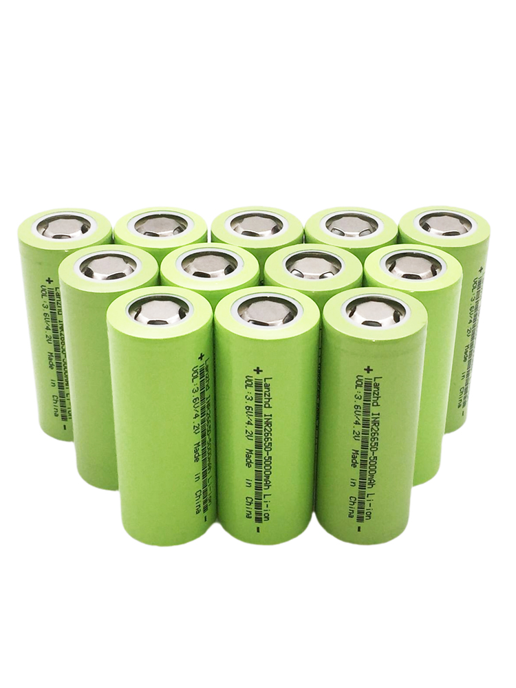 1-10 шт. новые батареи 26650 перезаряжаемая батарея 50 А литиевая батарея 3,7 в ма подходит для электроинструментов