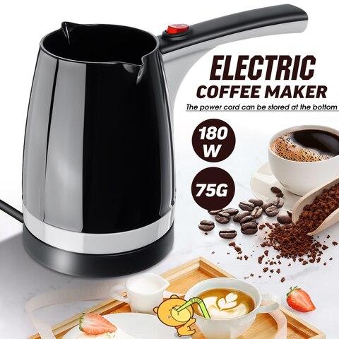 1000 Вт Турецкая кофеварка электрическая Кофеварка быстрый нагрев
