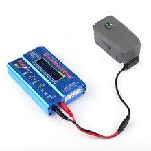 Hızlı pil şarj kablosu adaptörü DJI MAVIC 2 Pro Zoom To B6AC denge şarj bağlayıcı Transfer hattı Drone aksesuarları