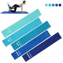 Spor elastik direnç bantları Crossfit egzersiz lastik bantlar eğitim egzersiz ganimet bantları spor Yoga spor gücü ev ekipman