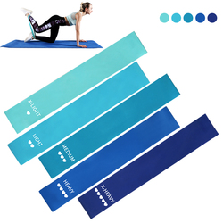 Fitness Elastic Resistance Bands Crossfit Exercise Rubber Bands Training Workout Booty Bands Sport Yoga Gym Strength Home Equipm