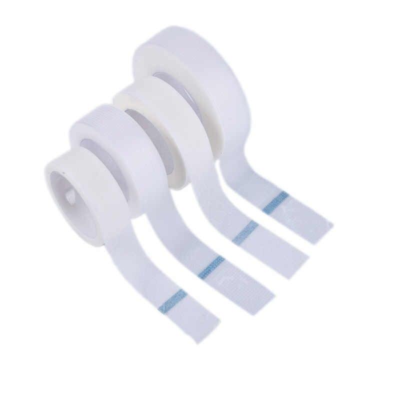 9 メートル/5 メートル専門の PE/不織布材料テープ Reathable 下微細孔医療用テープまつげエクステンションメディカルテープ